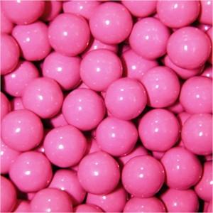 Sixlets Hot Pink Candy - 5LB
