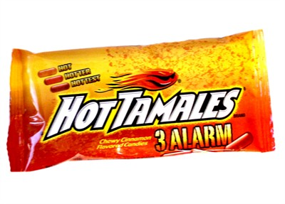 Hot Tamales - 3 Alarm 1.8oz Bag