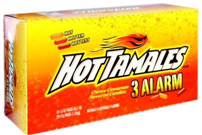 Hot Tamales - 3 Alarm 24ct