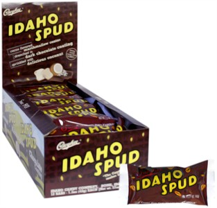 Idaho Spud Candy Bars 18ct. (coming soon)