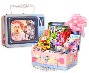 I Love Lucy Retro Candy Filled Tin (DISCONTINUED)