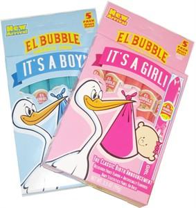 It's A Boy/Girl Bubble Gum Cigars