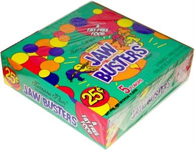 Jawbusters Ferrara Pan Candy 24ct.