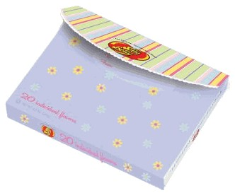 Jelly Belly 20 Flavor Easter Gift Box (Sold Out)