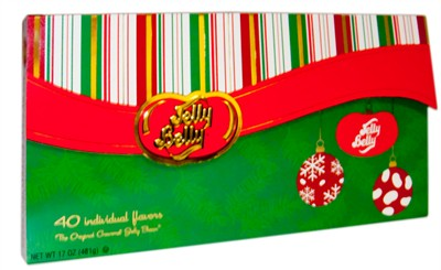 Jelly Belly 40 Flavor Holiday Gift Box (SOLD OUT)