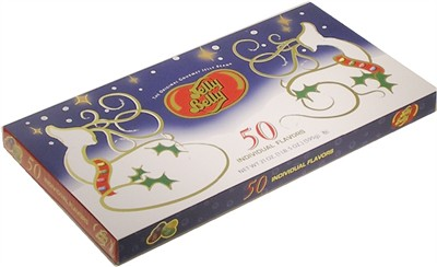 Jelly Belly 50 Flavor Holiday Gift Box (DISCONTINUED)