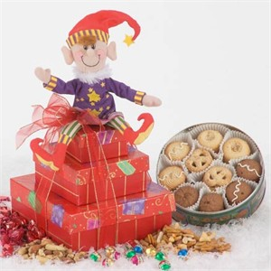 Holiday Elf Tower (sold out)