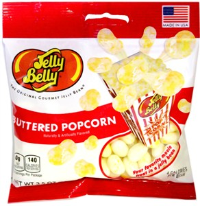 Jelly Belly Buttered Popcorn Jelly Beans 3.5oz