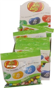 Jelly Belly Sours 12-3.5oz.