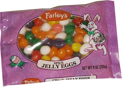 Jelly Beans Spiced 9oz Bag (sold out)