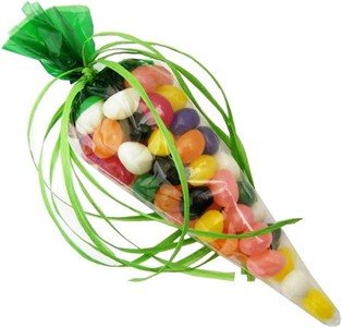 Jelly Bean Carrot Shaped Goodie Bag (sold out)
