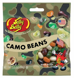 Jelly Belly Camouflage Jelly Beans - 3.5oz.