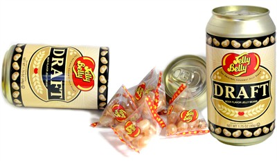 Jelly Belly Draft Beer Can Beer Flavored Jelly Beans