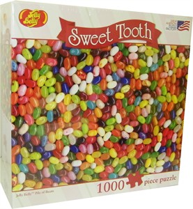 Jelly Belly Pile Of Beans 1000 Piece Puzzle (DISCONTINUED)
