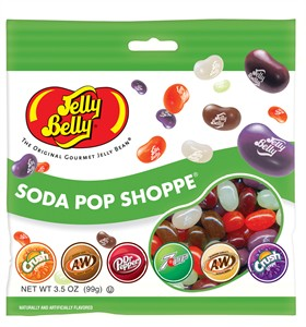 Jelly Belly Soda Pop Shoppe Jelly Beans - 3.5oz. Bag