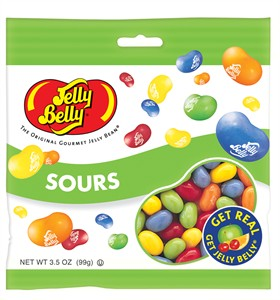 Jelly Belly Sour Jelly Beans - 3.5oz. Bag