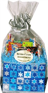 Jewish Star Candy Basket (SOLD OUT)