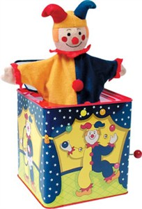 Jack In The Box Musical Toy (sold out)
