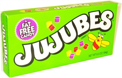 Jujubes Theatre Size 6.5oz (coming soon)