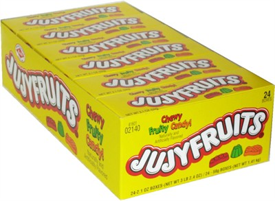 Jujyfruits Candy 24ct