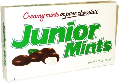 Junior Mints Theater Size Boxes 12ct.