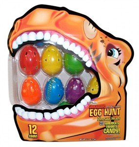 Jurassic Easter Eggs Filled with Candy 12ct. (sold out)