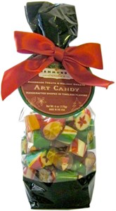Hammond's Old Fashioned Christmas Art Candy 6oz