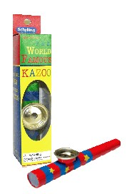 Classic All Metal Kazoo (sold out)