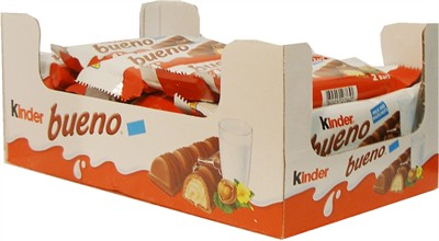 Kinder Bueno Bars 30ct (DISCONTINUED)