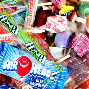 Kids Bulk Pinata Candy Assortment 300 Pieces