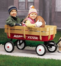 RADIO FLYER TRAVLER WAGON (Sold Out)