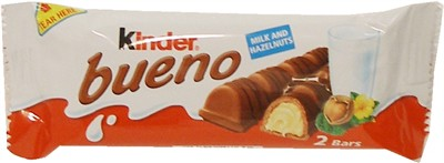 Kinder Bueno Bar (discontinued)