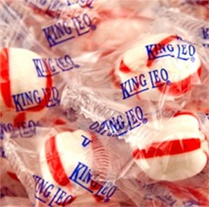King Leo Soft Peppermint Puffs - 1LB