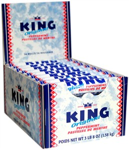 King Original Peppermint Rolls - 36ct.