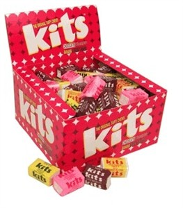 Kits Taffy Chews 100ct