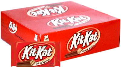 Kit Kat Crispy Wafers - 36ct.