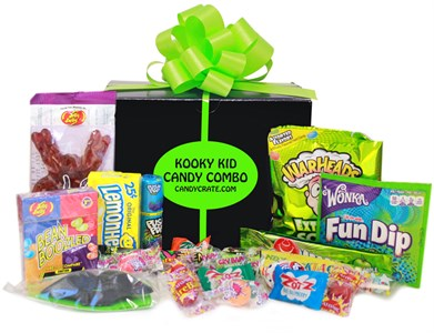 Kooky Kid Crazy Candy Gift Box
