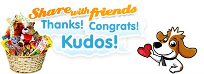 Kudos Candy Gift Baskets
