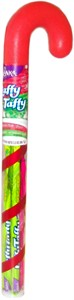 Giant Laffy Taffy Candy Cane Filled Tube (Sold Out)