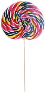 Giant Whirly Pop 11.5 inch - 3lbs
