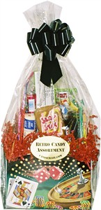 Casino Retro Candy Basket (Sold Out)