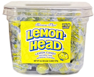 Lemonheads 150ct. Tub (coming soon)