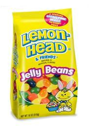 Lemonhead & Friends Easter Jelly Beans 18oz. (coming soon)
