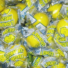 Lemonheads - 1LB Bulk Bag