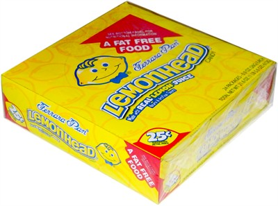 Lemonheads Ferrara Pan Candy 24ct.