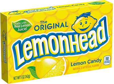 Lemonhead Theatre Size Box
