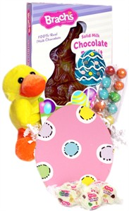 Easter Egg Ducky Candy Assortment