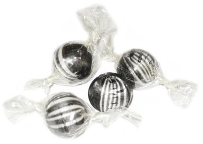 Licorice Balls Hard Candy -1LB