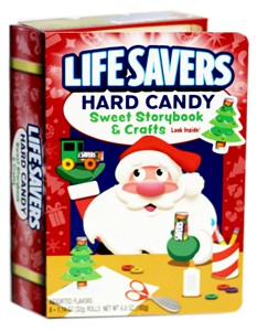 Life Savers Hard Candy Christmas Sweet Storybook (sold out)
