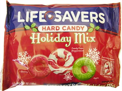 Lifesavers Holiday Mix 7oz. (sold out)